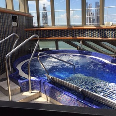 Thalassotherapy Pool on Carnival Magic