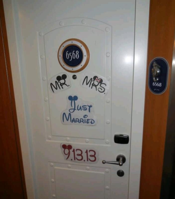 Disney Fantasy cabin 6568