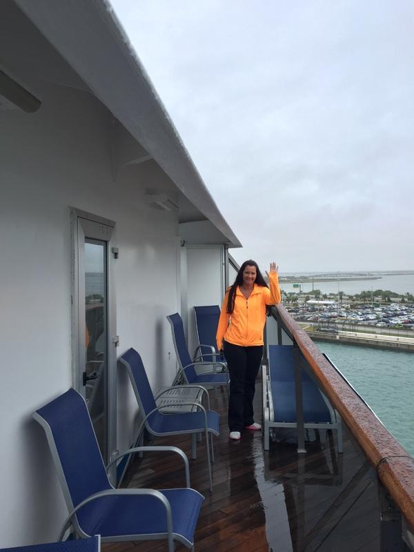 Balcony Cabin 7322 On Carnival Sunshine Category Q9