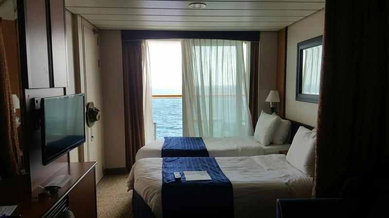 Balcony Cabin 8036 On Brilliance Of The Seas Category E2