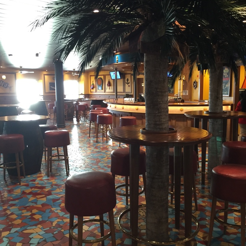 Redfrog Rum Pub on Carnival Pride