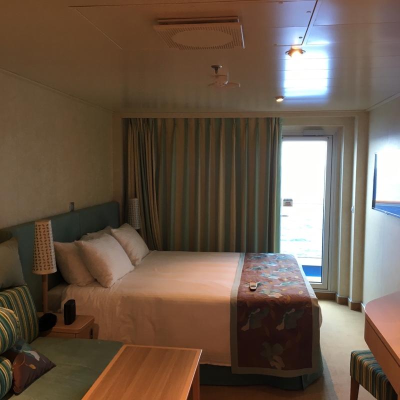 Carnival Vista cabin 12211