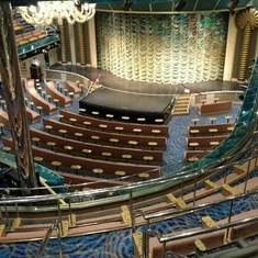 Carnival SeasideTheater on Carnival Victory