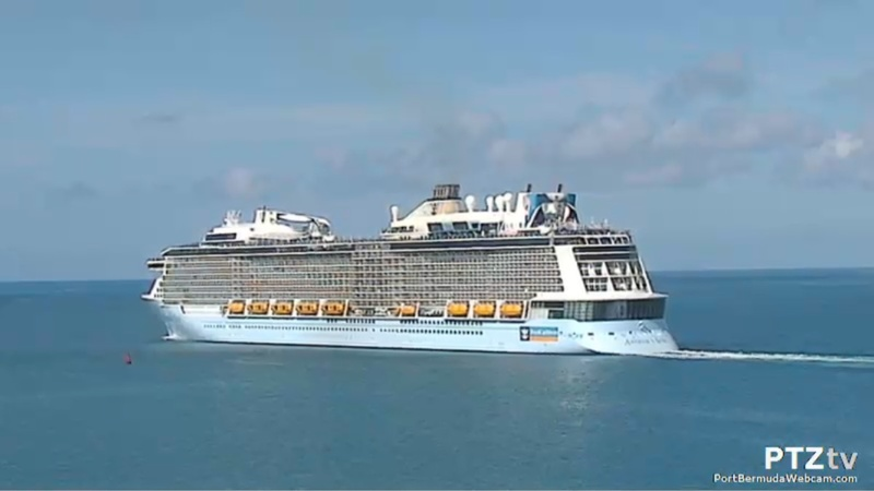Anthem of the Seas, Royal Caribbean - December 26, 2016