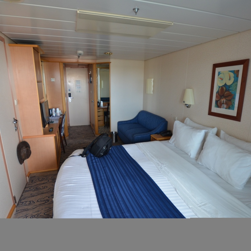 Balcony Cabin 1536 on Voyager of the Seas Category E1
