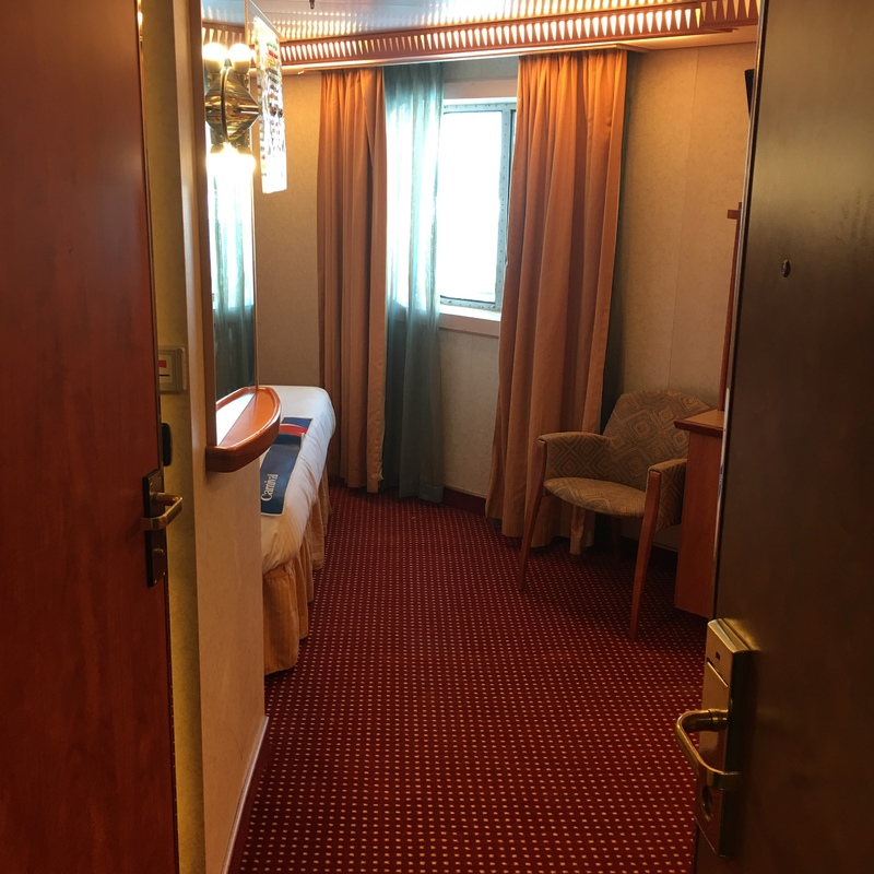Carnival Liberty Cabins And Staterooms
