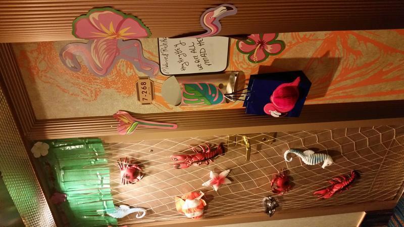 Carnival Liberty cabin 7268