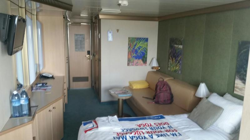 Carnival Magic cabin 11210