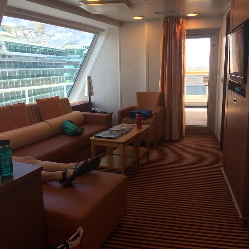 Carnival Conquest cabin 9203