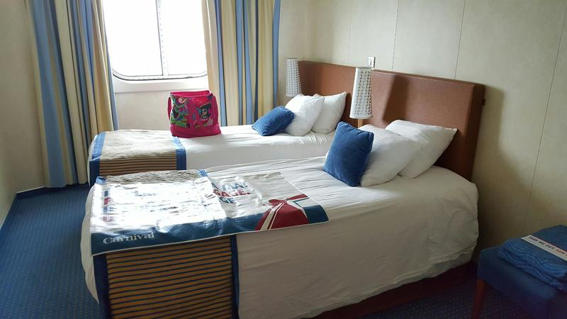 Carnival Breeze cabin 6204