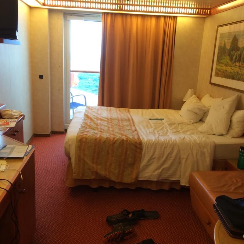 Carnival Pride cabin 5142