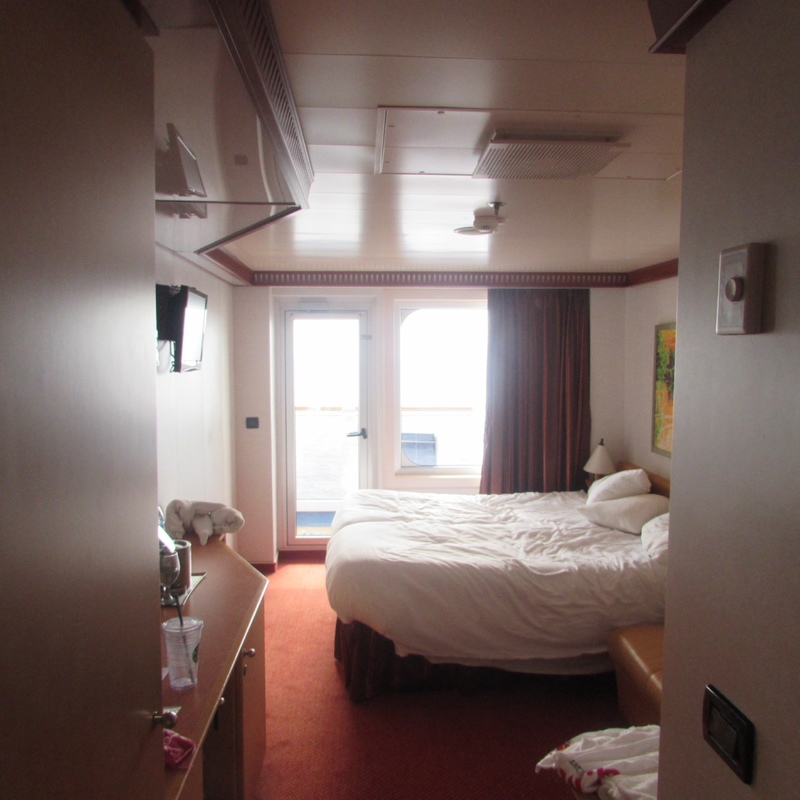 Carnival Dream cabin 8228