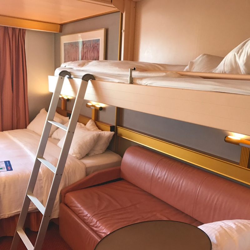 Carnival Victory Cabins And Staterooms