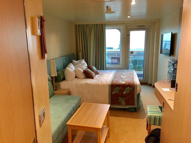 Cloud 9 Spa on Carnival Vista
