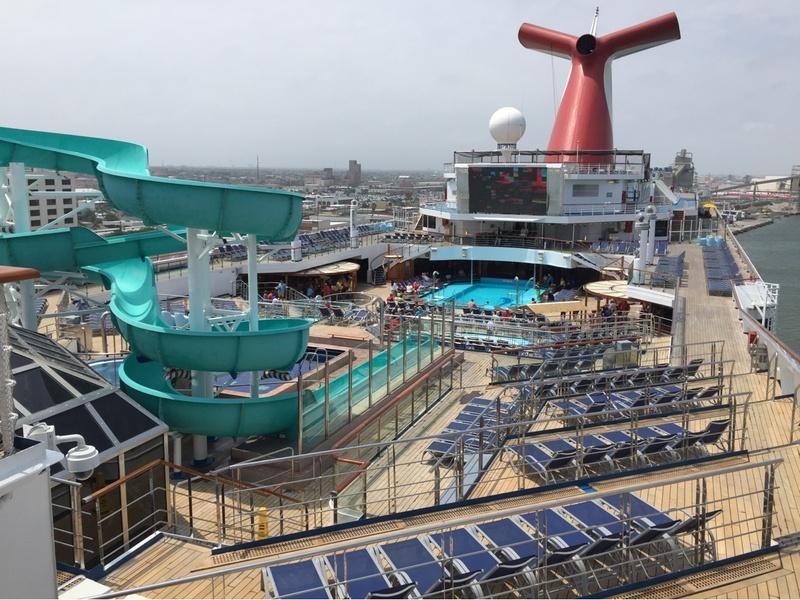 Carnival Freedom, Entertainment, Carnival SeasideTheater