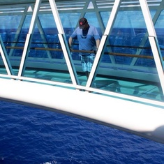 SeaWalk on Royal Princess