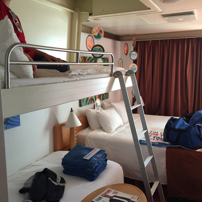 Carnival Magic cabin 8359