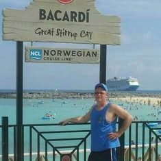Great Stirrup Cay (Cruiseline Private Island), Bahamas - love this place