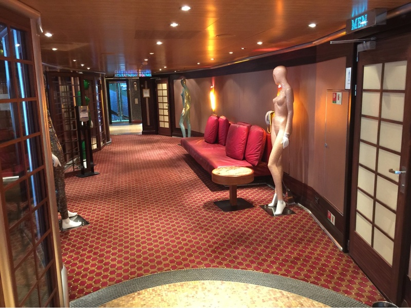 Carnival Splendor, Spa/Fitness, Cloud 9 Spa
