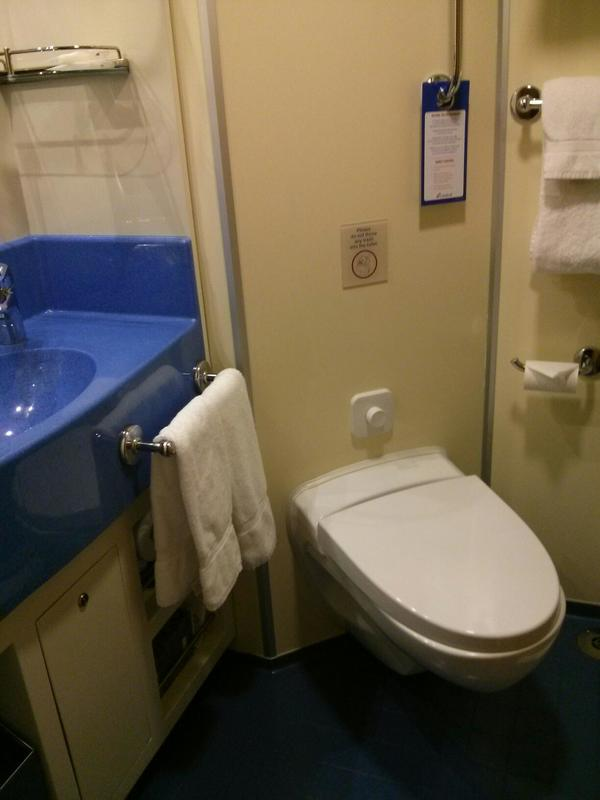 Balcony Cabin 9211 On Carnival Sunshine Category 8e