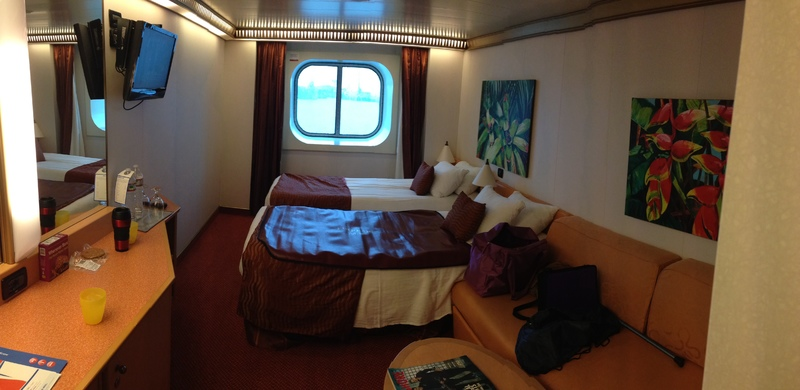 Carnival Magic cabin 2469
