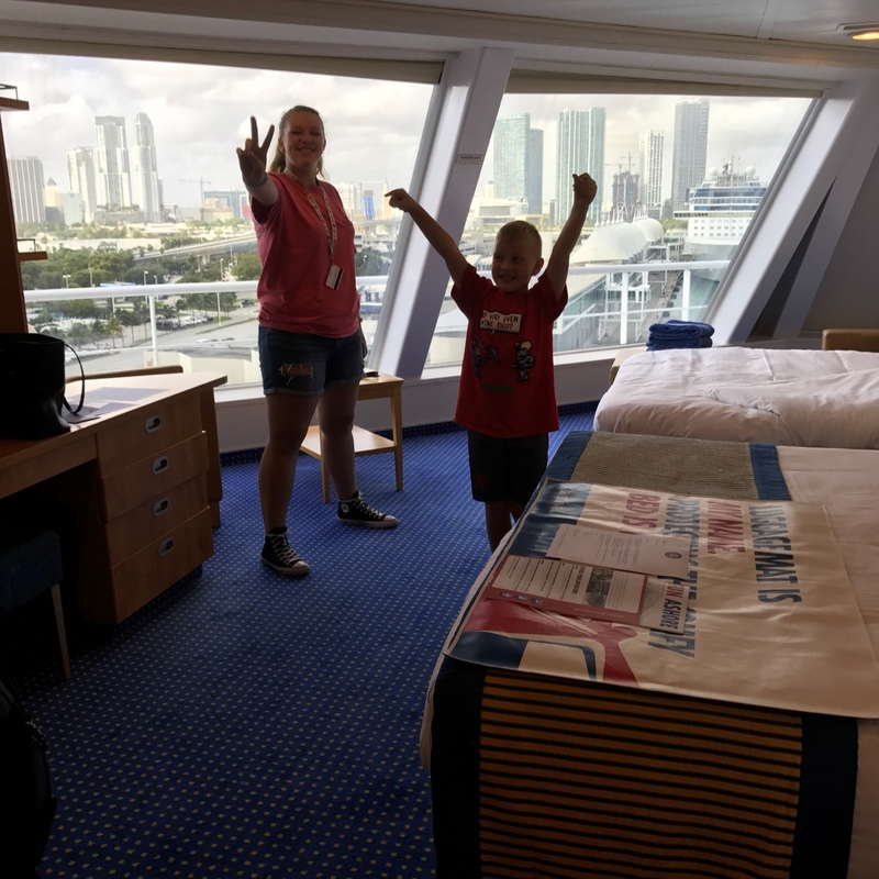 Carnival Glory Cabins And Staterooms