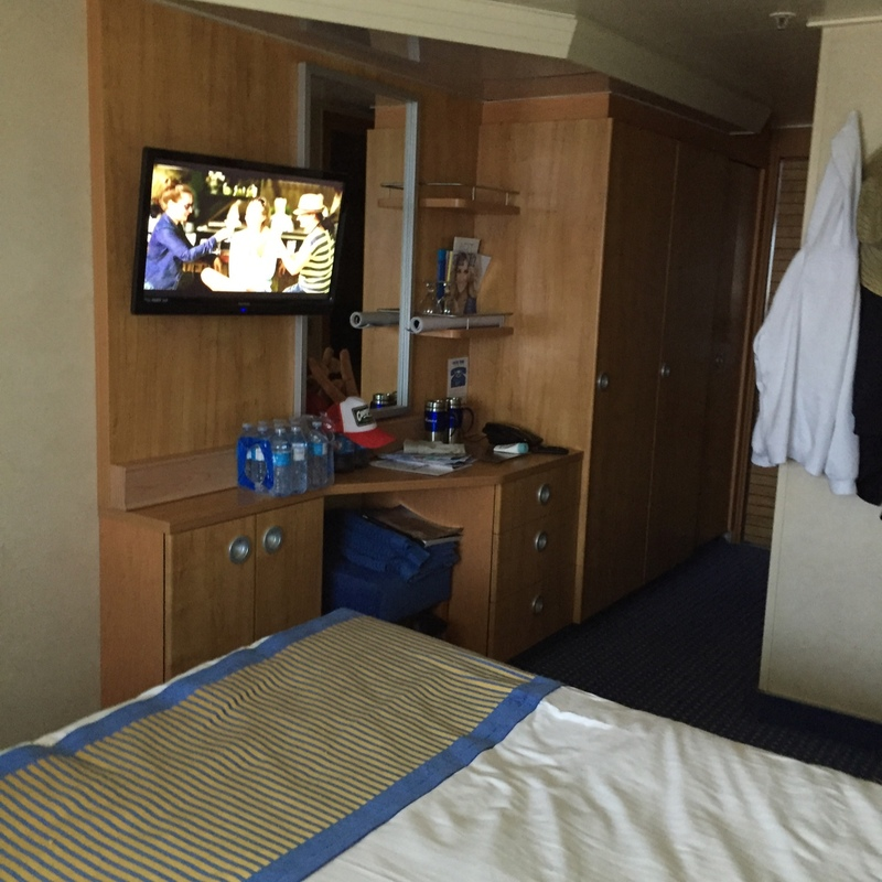 Inside Cabin 6103 On Carnival Sunshine Category 4j