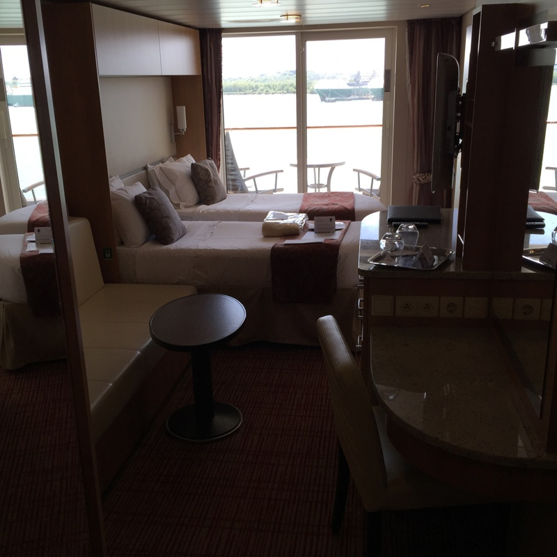 About celebrity eclipse staterooms