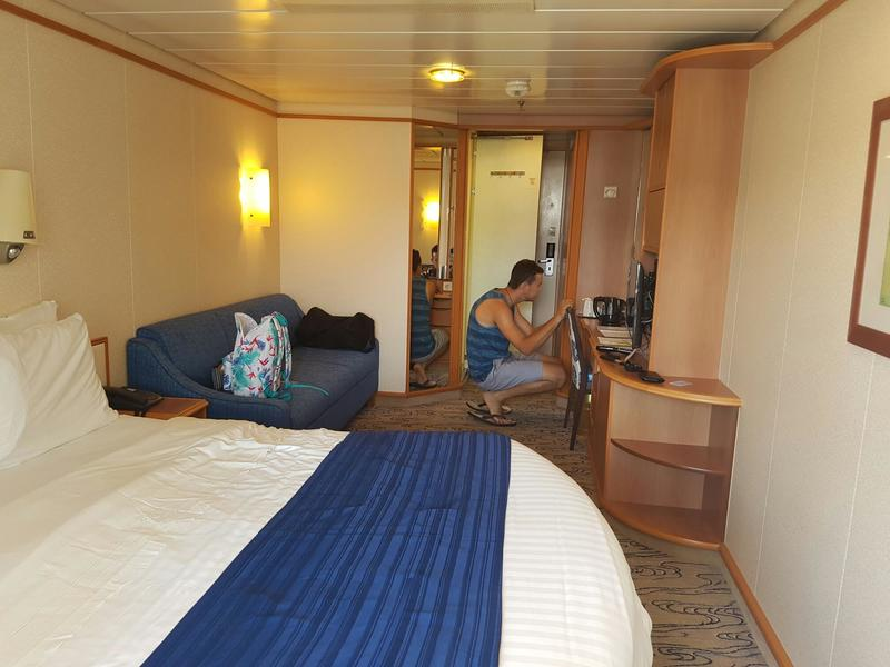 Voyager of the Seas Cabins and Staterooms