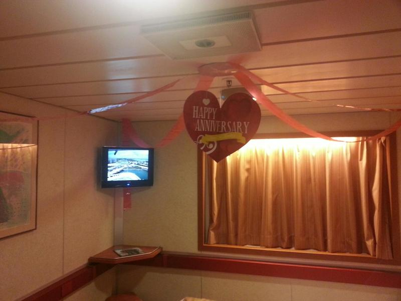 Carnival Sensation Cabins And Staterooms