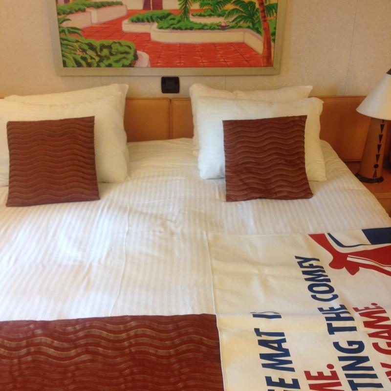 Carnival Dream cabin 2432