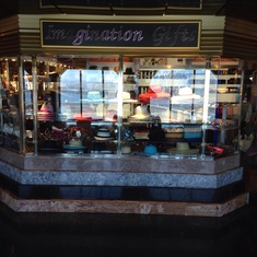 Jewelry Shop on Carnival Imagination