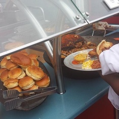 Fat Jimmy''s BBQ on Carnival Breeze