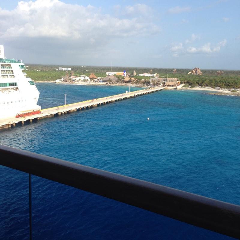 Balcony Stateroom on Caribbean Princess