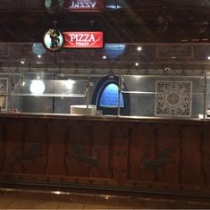 Pizzeria on Carnival Legend