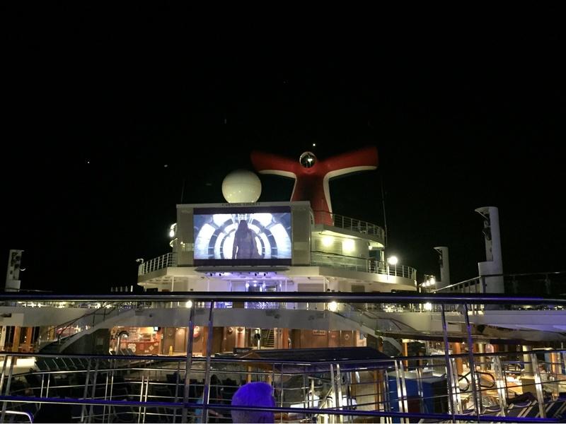 Carnival Liberty, Entertainment, Carnival SeasideTheater