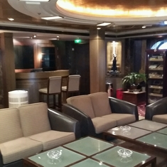 Connoisseur Club on Liberty of the Seas