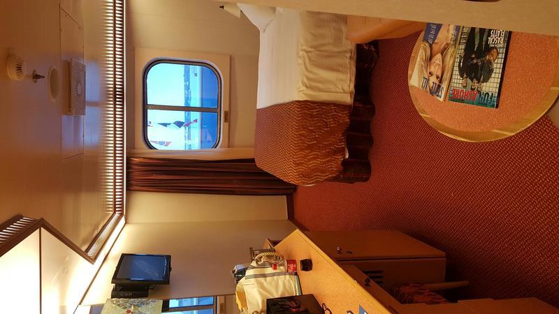 Carnival Dream cabin 6201