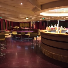 Limelight Lounge on Carnival Sunshine