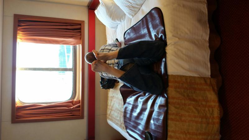 Carnival Fascination cabin R115