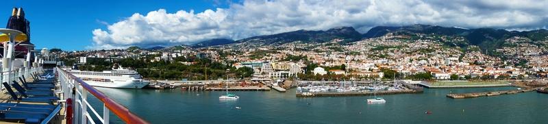 Funchal, Madera, NCL Epic