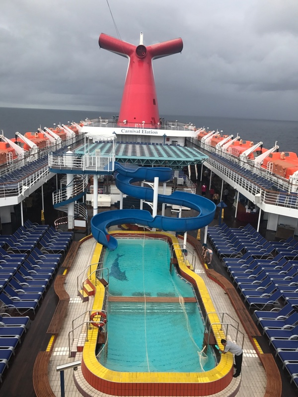 Early morning - Carnival Elation