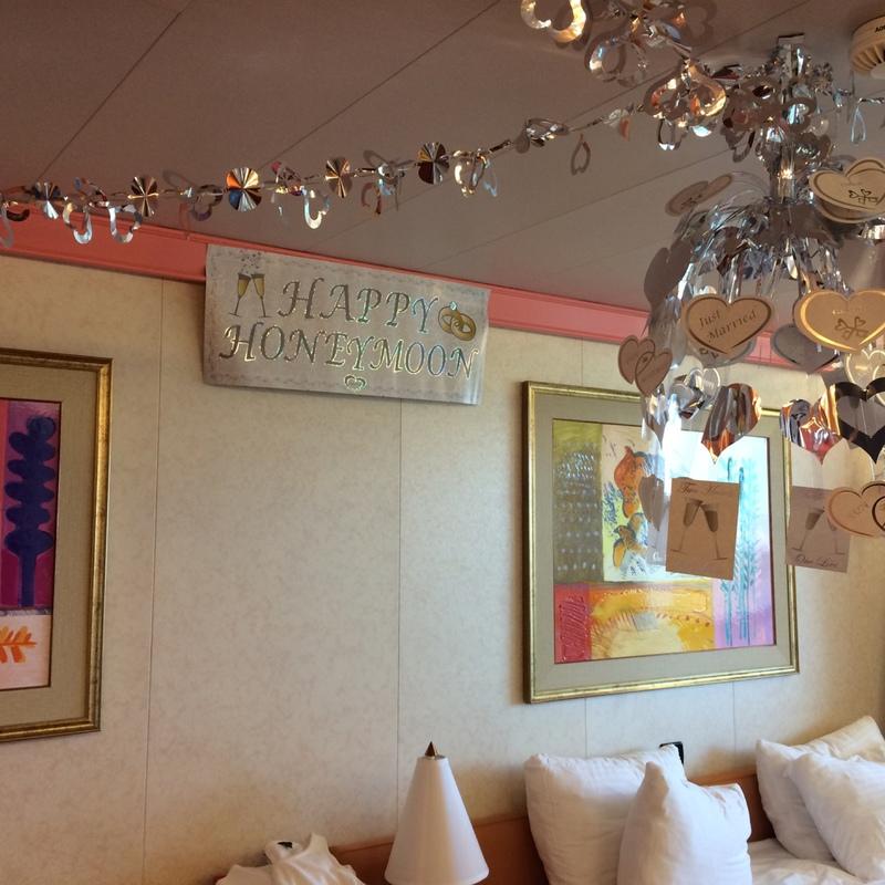 Carnival Glory cabin 8438