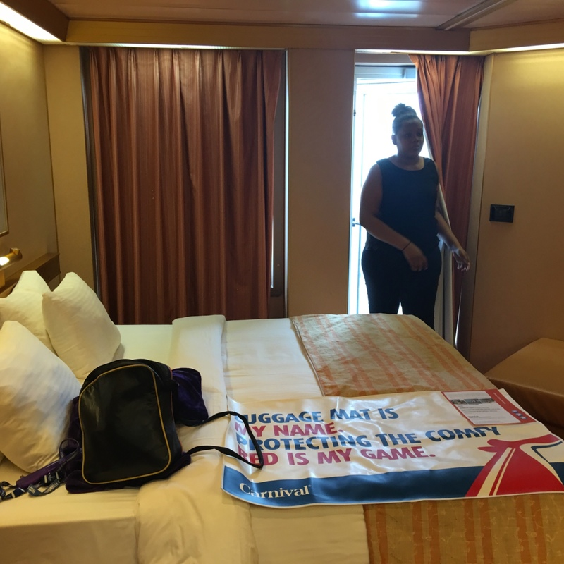 Carnival Victory cabin 6434