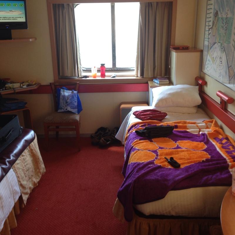 Carnival Fantasy cabin R193