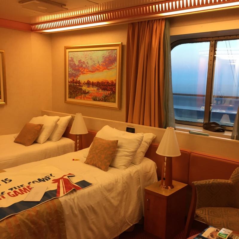 Suite 9203 On Carnival Splendor Category C1