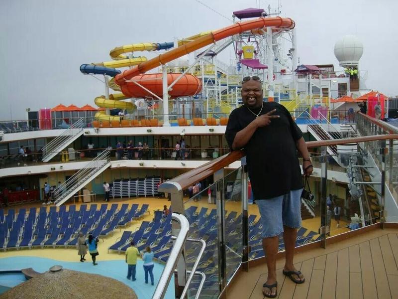 Carnival Magic cabin 8294