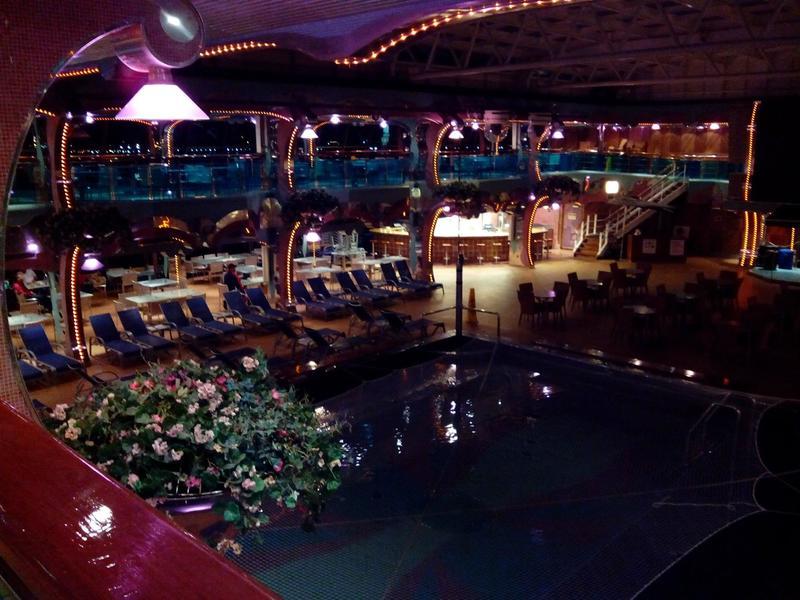 Carnival Splendor cabin 6375