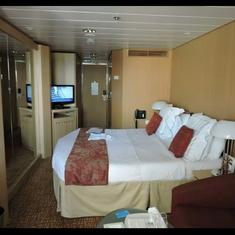 Balcony Cabin 1141 On Celebrity Summit Category K1