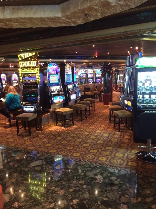 Liberty Casino. - Carnival Liberty